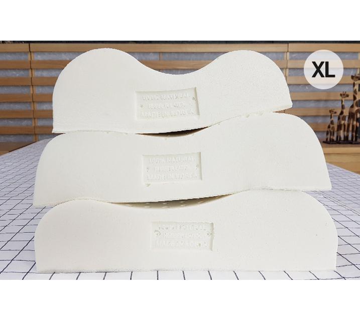 타이노블 100% 천연라텍스 베개 XL