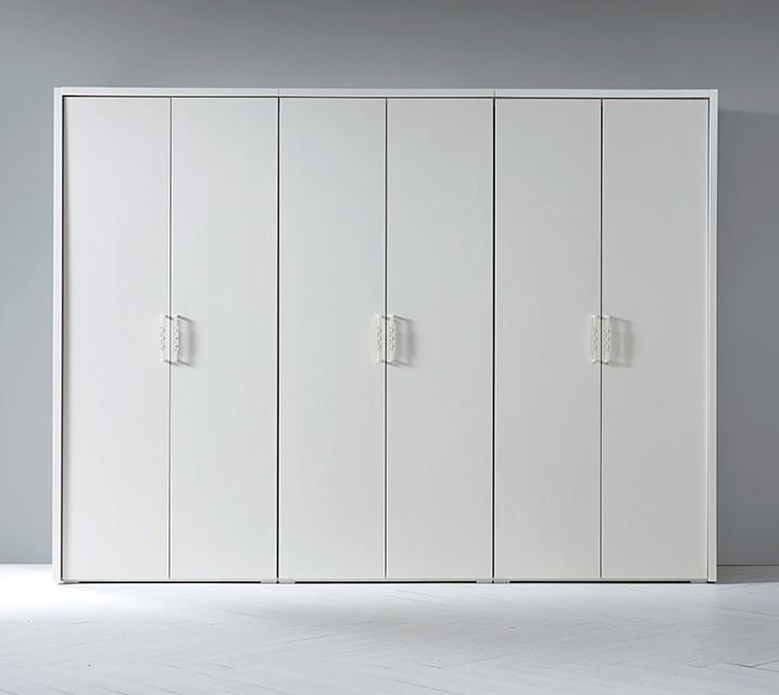 [렌탈] 에바 화이트 10자옷장세트 / 월 37,800원