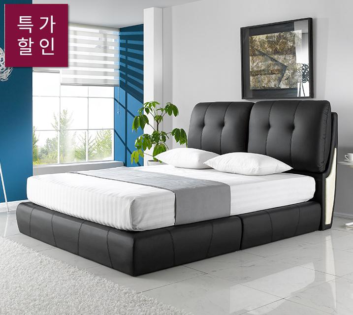 [렌탈]바름 평상형 침대 퀸(Q)/ 월 31,800원