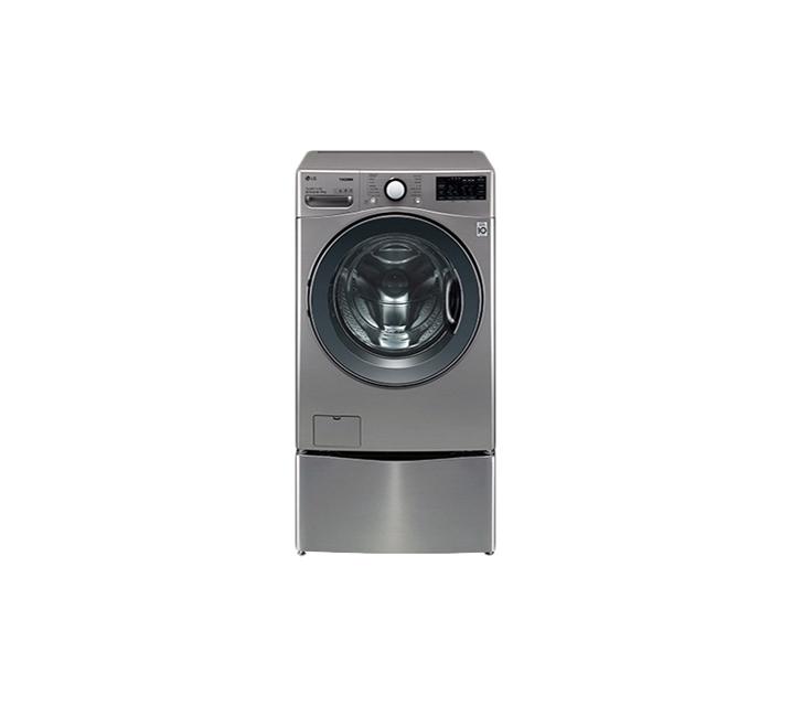 [렌탈] LG 트롬 트윈워시 드럼세탁기 19kg F19VDTM / 월58,000원