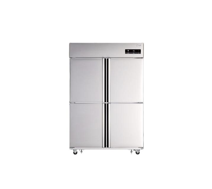 [렌탈] LG 업소용 일체형 냉장고(냉장전용) 1110L C120AR / 월43,000원
