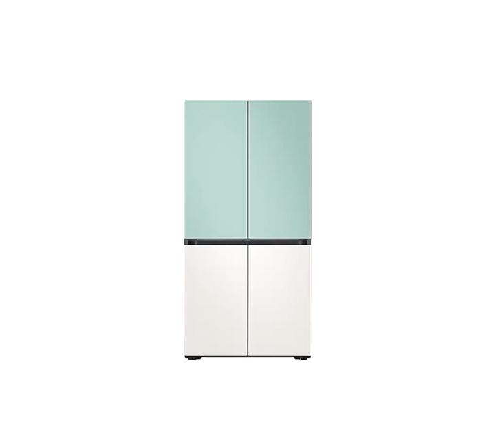 [렌탈] 삼성 비스포크 양문형 냉장고 4도어 605L RF61R91C324 /월80,000원