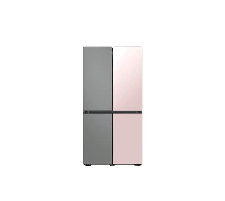 [렌탈] 삼성 비스포크 양문형 냉장고 4도어 840L RF85R98B250 /월111,000원