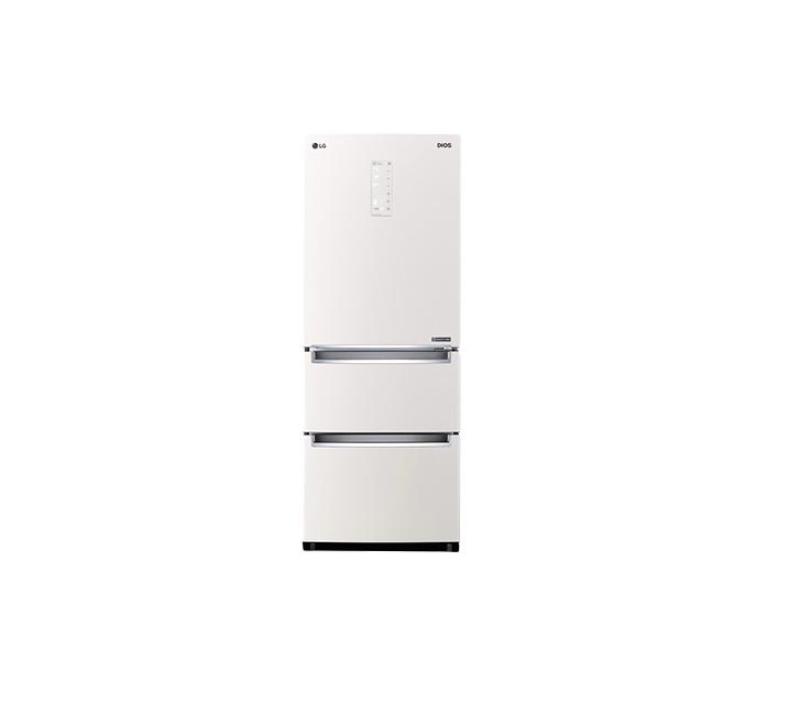 [렌탈] LG 스탠드형 디오스 김치냉장고 김치톡톡 327L K339W11 / 월38,500원