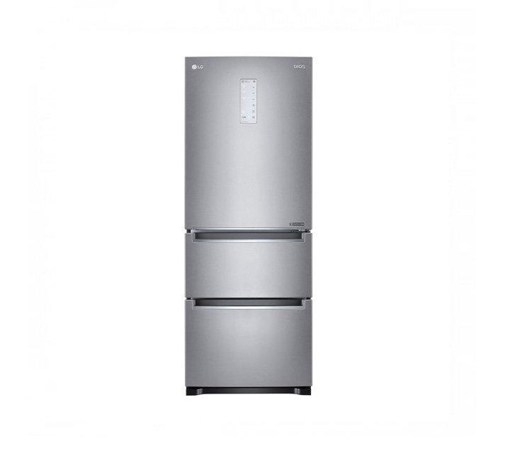 [L_렌탈] LG 스탠드형 디오스 김치냉장고 김치톡톡 327L K339SS13 / 월40,900원