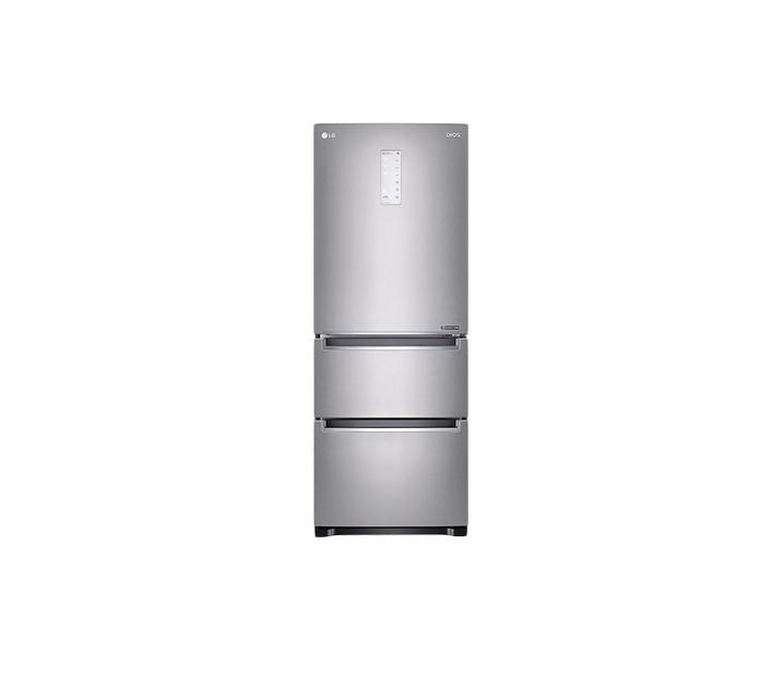 [렌탈] LG 스탠드형 디오스 김치냉장고 김치톡톡 327L K339SS13 / 월25,000원