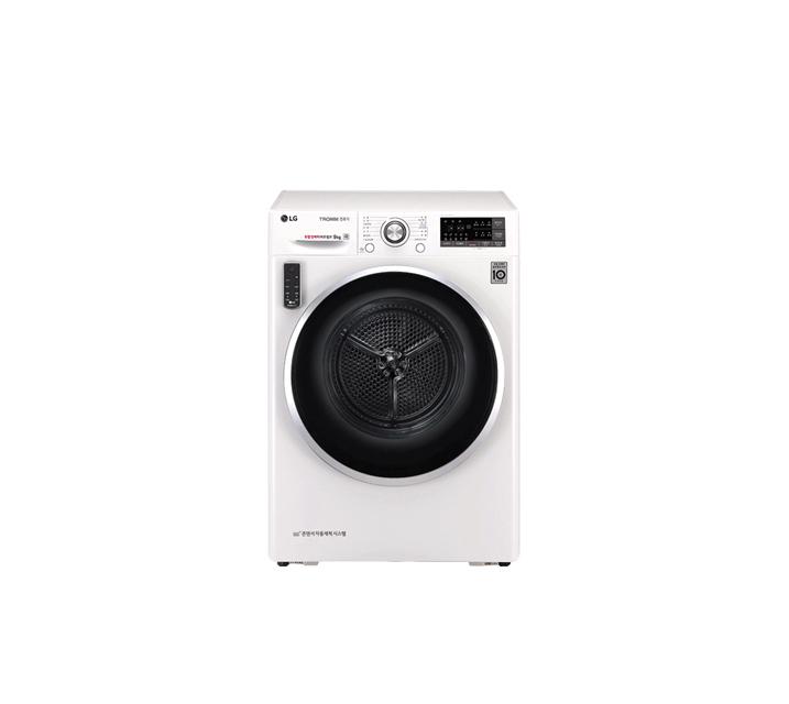 [렌탈] LG 트롬 건조기 듀얼 인버터 9kg 화이트 RH9WGN / 월35,500원