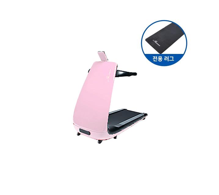 [렌탈] 아이러너 런닝머신 핑크 아이러너_핑크 / 월29,900원