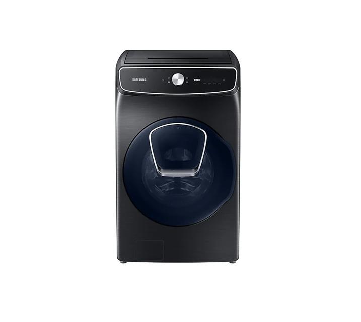 [L_렌탈] 삼성 세탁기 플렉스워시 24kg 드럼 블랙케비어 WV24R9980KV / 월47,900원