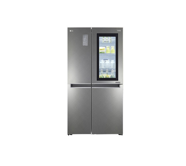 [L_렌탈] LG 노크온 매직스페이스 냉장고 820L (2도어) S831SN75 / 월58,000원