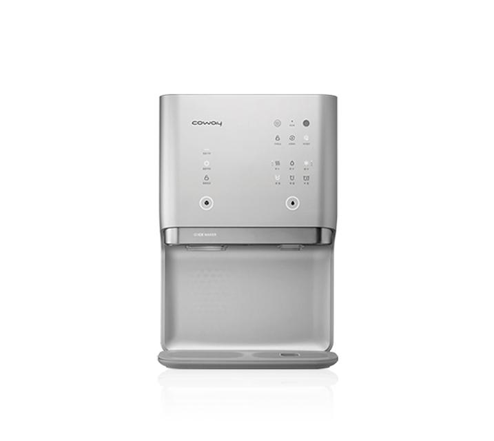 [G_렌탈] 코웨이 냉얼음정수기 아이스 새틴실버 CPI-6500L / 월43,500원