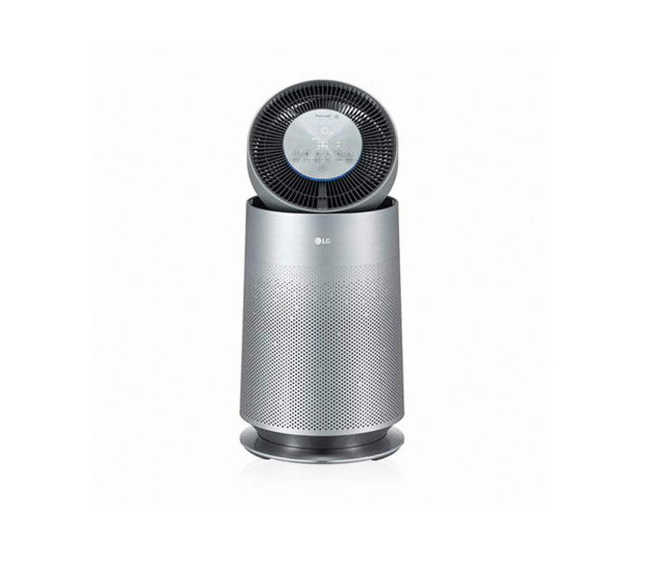 [L_렌탈] LG전자 퓨리케어 360도 펫 공기청정기 19평형 뉴메탈샤인 AS190DNPA  / 월35,000원