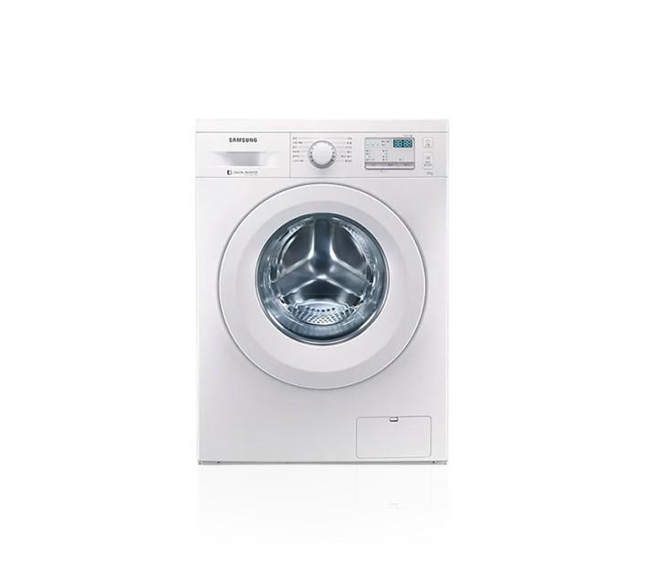 [L_렌탈] 삼성 세탁기 드럼 9Kg 화이트 WW90J3000KW / 월19,900원