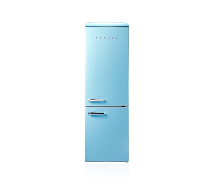[렌탈] 코스텔 냉장고 300L 스카이블루 CRS-300GABU / 월30,900원