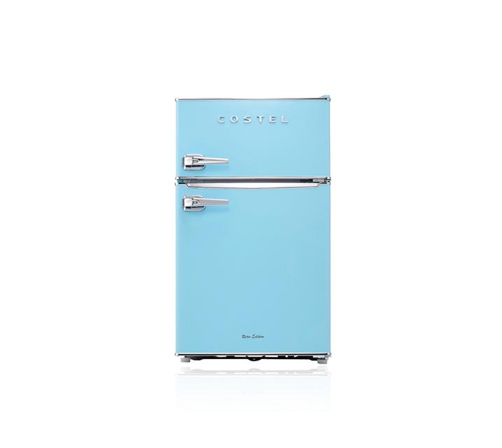 [렌탈] 코스텔 냉장고 86L 스카이블루 CRS-86GABU  / 월17,900원