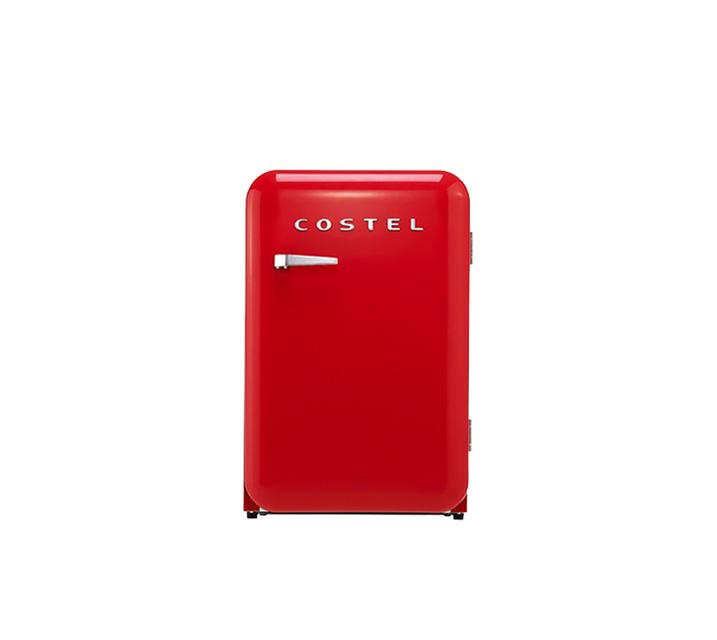 [렌탈] 코스텔 냉장고 107L 레드 CRS-107HARD / 월17,900원