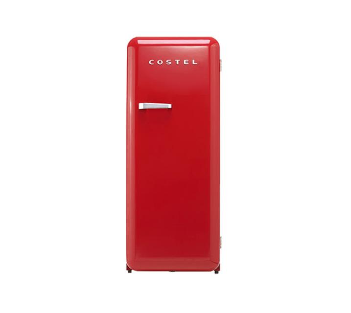 [L_렌탈] 코스텔 냉장고 281L 레드 CRS-281HARD / 월30,900원