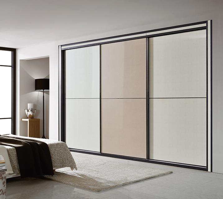 [렌탈]메르시 슬라이딩 10.5자옷장(양복장1칸,이불장1칸,수납장1칸) / 월 65,800원