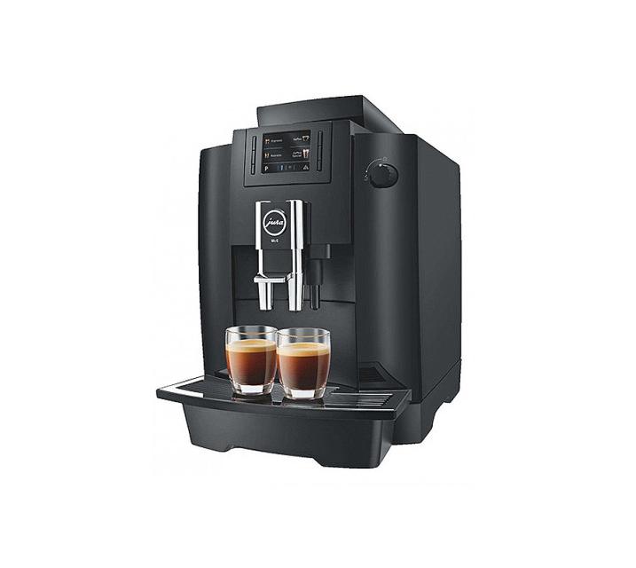 [L_렌탈] 유라 전자동 에스프레소 커피머신 WE6  / 월69,900원