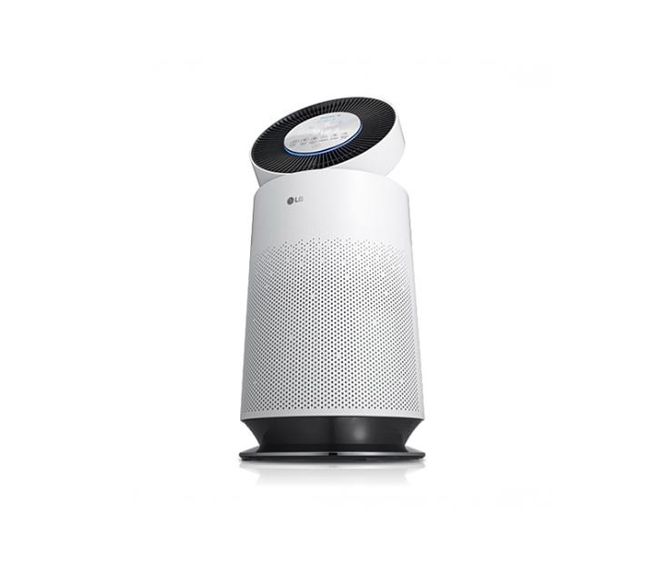 [L] LG전자 퓨리케어 360도 공기청정기 19평형 화이트 AS191DWFA  / 월24,900원
