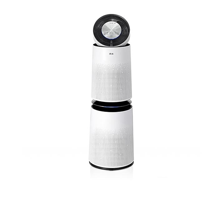 [L_렌탈] LG전자 퓨리케어 360도 공기청정기 30평형 화이트 AS300DWFA  / 월31,000원