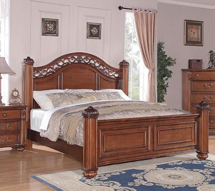 BQ600 버클리 스퀘어 컬렉션 EK 엔틱 침대 / 월 59,800원