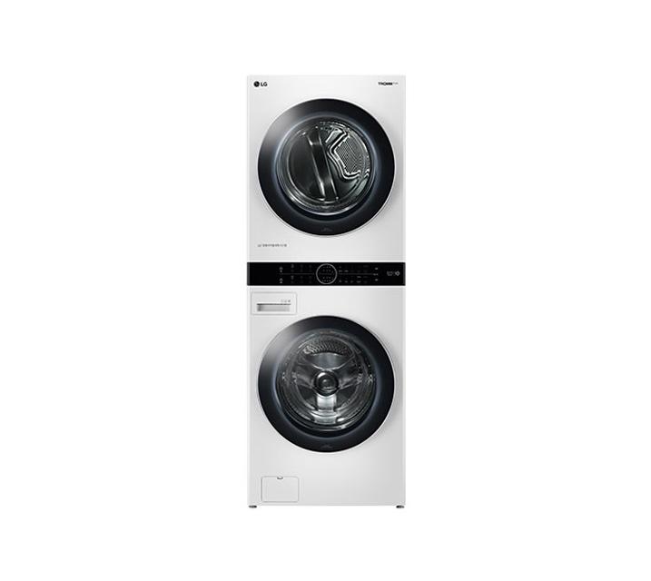[L_렌탈] LG 워시타워 세탁기(21kg)+건조기(16kg) 화이트 W16WS / 월105,000원