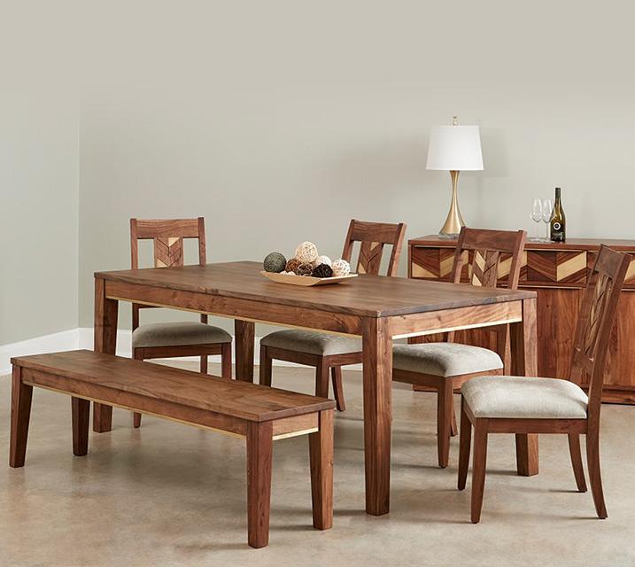 IPAT 파트로니아 컬렉션 6인 엔틱 식탁 세트 [테이블+의자 6개] / 월 113,800원
