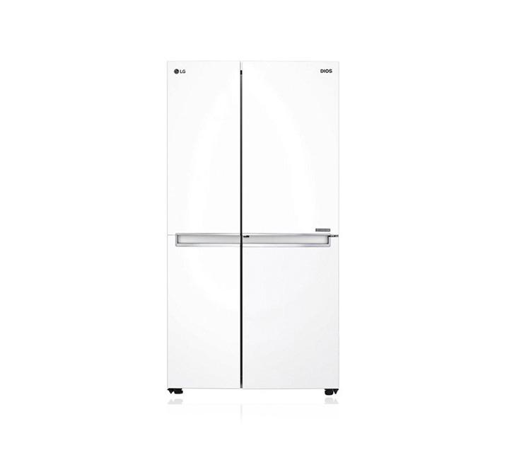 [L_렌탈] LG 양문형 2도어 냉장고 821L 화이트 S833W32/ 월44,000원