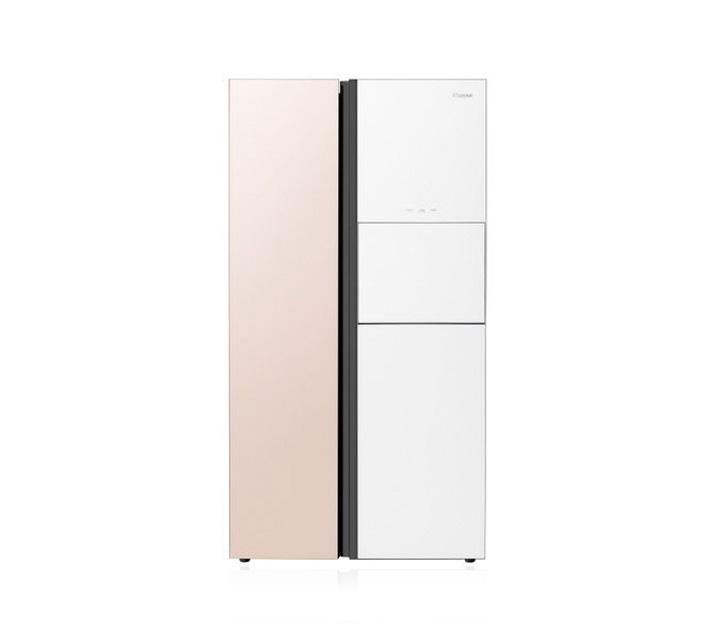 [L_렌탈] 위니아 냉장고 2도어 834L 솔리드핑크&화이트 WKR83DSJPW / 월46,100원