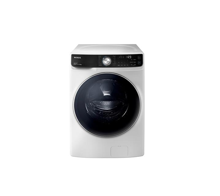 [S] 위니아 드럼세탁기 23Kg 화이트 WWD23GDW / 월30,500원
