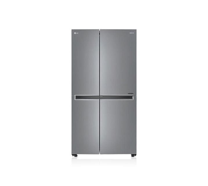 [L] LG 양문형 냉장고 2도어 821L 실버 S833SS35 / 월49,000원