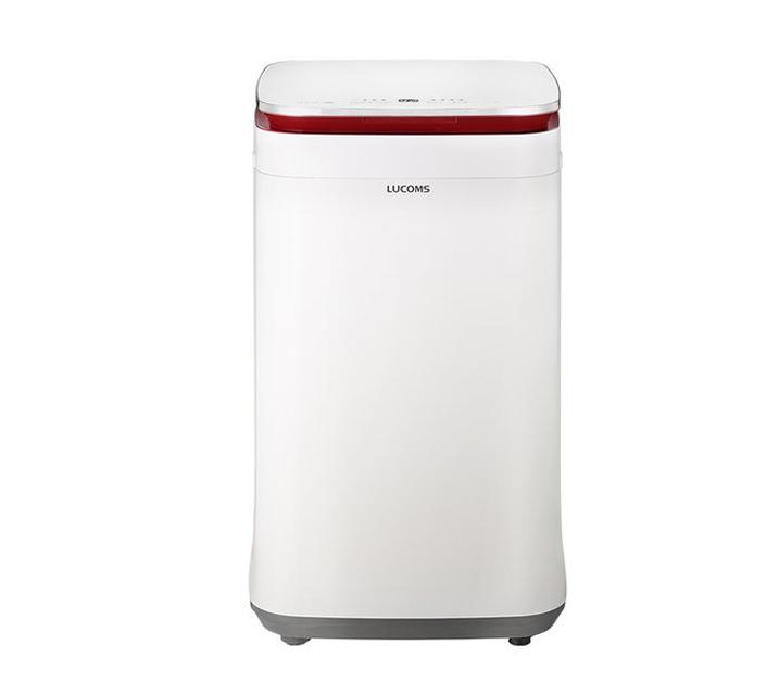 [S] 루컴즈전자 미니 세탁기 3.2kg 화이트 W032K01-W / 월8,900원