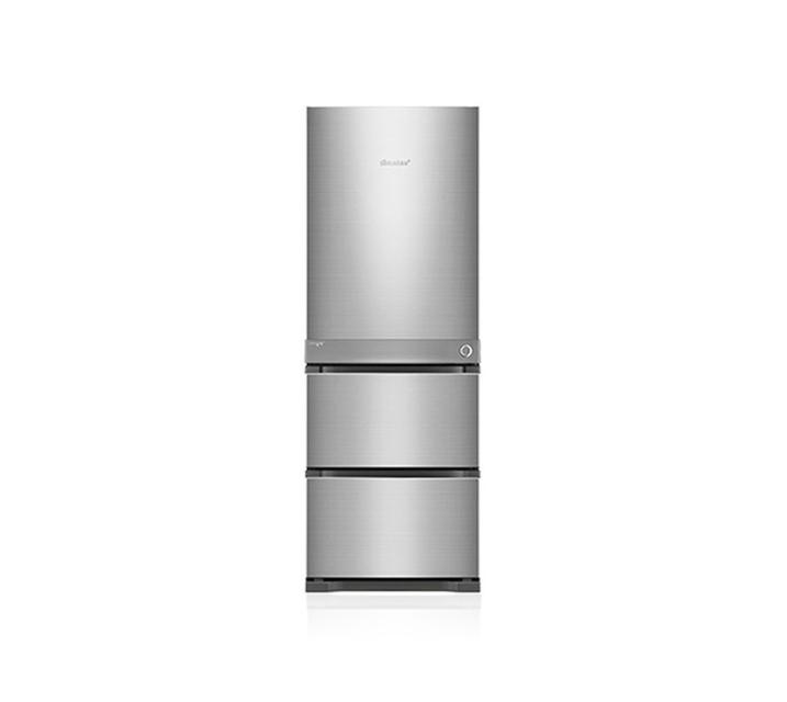 [S] 위니아 딤채 스탠드형 헤이즈 3룸 김치냉장고 실버 330L BDT33EQMGSS / 월48,000원