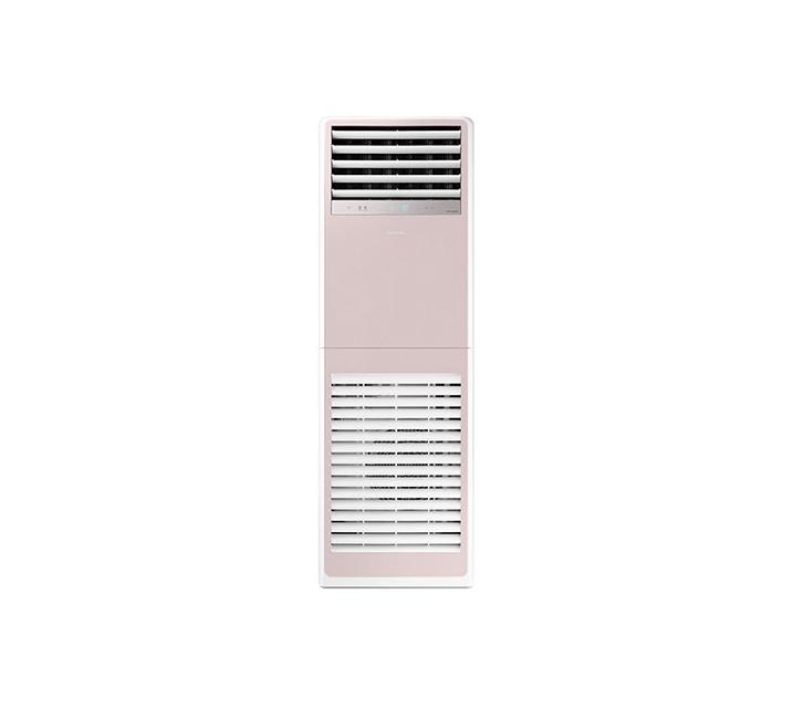 [S] 삼성 비스포크 스탠드형 인버터 중대형 냉난방기 30평형 핑크 380V AP110RSPPHH8S / 월75,500원