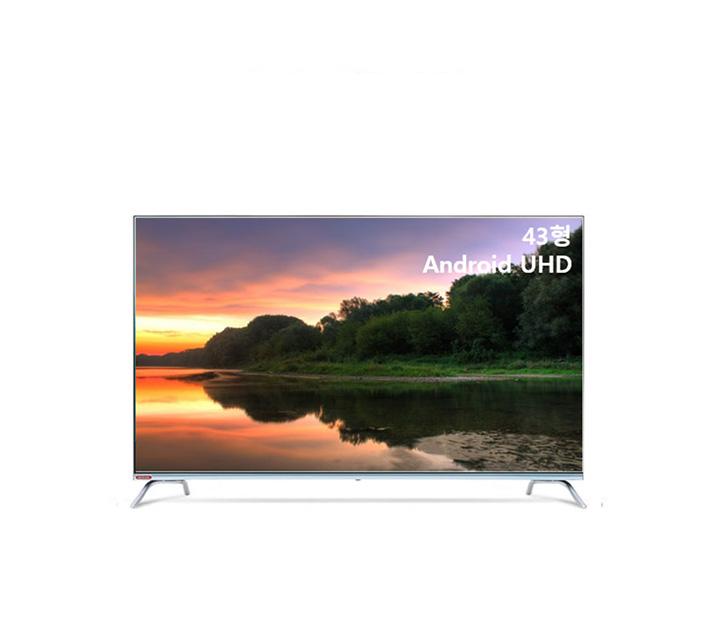 [S] 더함 안드로이드 UHD TV 43인치 U431UHD VA_ST 스탠드형  / 월11,000원