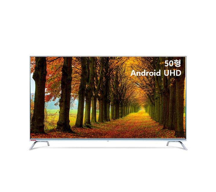 [S] 더함 안드로이드 UHD TV 50인치 U501UHD VA_ST 스탠드형  / 월13,500원