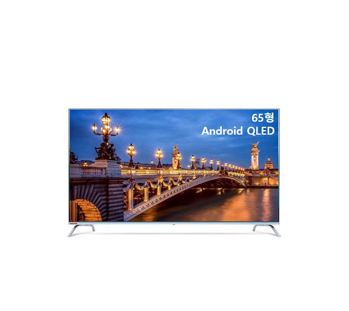 [S] 안드로이드 QLED TV 65인치 VA RGB 벽걸이형 U651QLED VA_WA / 월26,000원