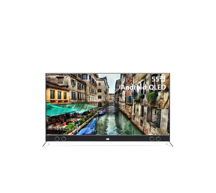 [S] 안드로이드 QLED TV 55인치 VA RGB 벽걸이형 U553QLED VA_WA / 월19,900원