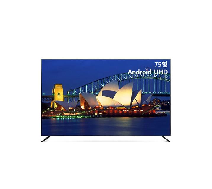 [S] 안드로이드 UHD TV 75인치 IPS 스탠드형 U751UHD IPS_ST / 월34,200원