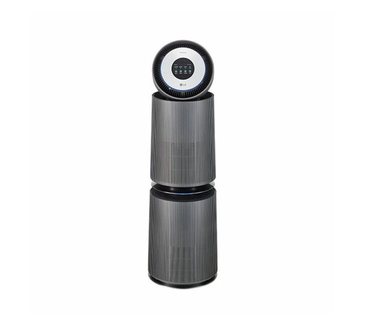 [S] LG 퓨리케어 360 공기청정기 알파 35평형 아이언그레이 AS351NNFA  / 월 51,500원