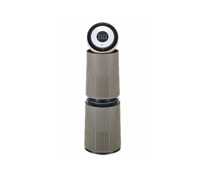 [S] LG 퓨리케어 360 공기청정기 알파 35평형 밀크티라떼 AS351NBFA  / 월 51,500원