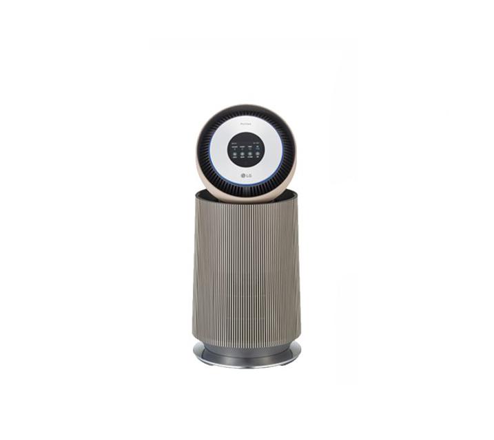[S] LG 퓨리케어 360 공기청정기 알파 20평형 밀크티라떼 AS201NBFA  / 월 39,500원